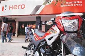 hero motocorp honda motorcycle sales fall by more than 10 percent in july