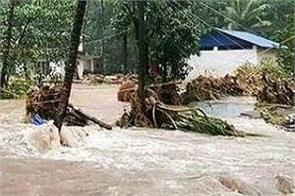kerala thiruvananthapuram weather rain flood news