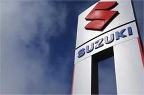 suzuki motor s operating income fell 46 in april june
