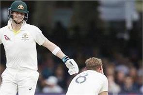 steve smith set the biggest record of ashes history leaving hussey behind