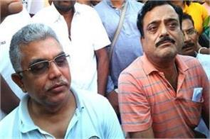 bjp leader dilip ghosh attacked in west bengal