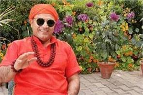 virender sehwag one again in baba costume write bhole ka bhagat