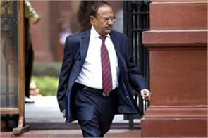 nsa ajit doval meets army chief bipin rawat speculation aired