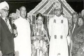 atal bihari and indira gandhi reached to bless arun jaitley s wedding