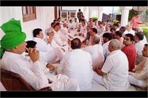 finance minister met the chautala family on the death of former cm s wife