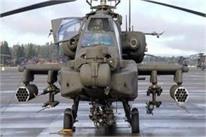 apache helicopter to join air force fleet in pathankot