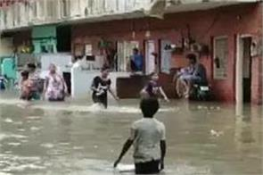 improvement of flood situation in vadodara