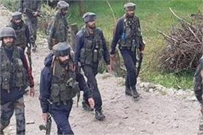 encounter between security forces and militants in baramulla