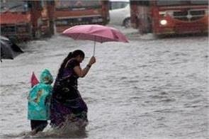 warning of heavy to very heavy rainfall again in gujarat