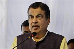 nitin gadkari said  petrol diesel cars will not be banned now