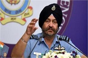 air chief also asked gujarat air force alert