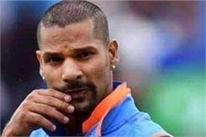 shikhar dhawan replace vijay shankar in india a squad
