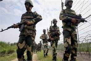 pakistani army targets india s forward posts villages in rajouri