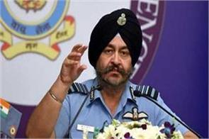 air force chief bs dhanoa will go on a three day visit to thailand