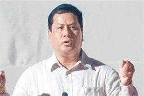 sonowal reviewed law and order before the final publication of nrc