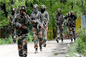 jammu and kashmir army shoots a militant in shopia encounter