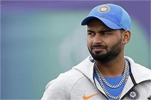 not pant this player will batting on no 4  shastri says