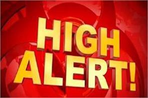 high flood alert in panchkula due to water level exceeding in kaushalya dam