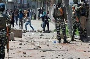 five of the six local terrorists have a stone throwing history in j k