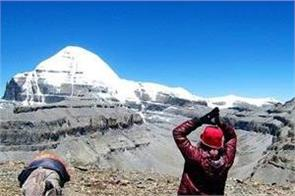 china granted kailash mansarovar travelers visas