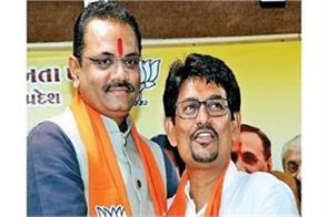 gujarat by election bjp released candidates list alpesh gets radhanpur seat