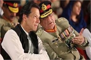 imran khan discusses kashmir issue with army chief