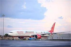 air india to start direct flights to toronto delhi can travel from september 27