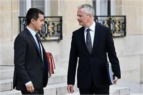 threats to kill two french ministers