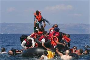 7 migrants drowned in greece after boat capsize