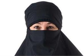 american woman wearing burqa attacked pune doctor case registered