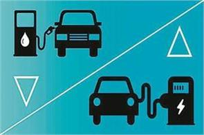 electric shock  to petrol and diesel vehicles