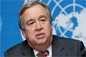 indo pak talks needed to resolve kashmir issue un chief