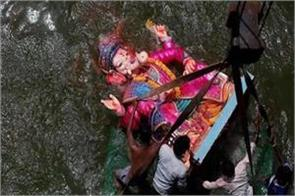 more than 40 deaths due to inadvertence in harshallas of ganeshotsav
