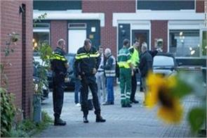 shooting in the netherlands three killed