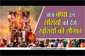 ganesh chaturthi rashifal in hindi