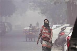 people are suffering from heart disease due to air pollution