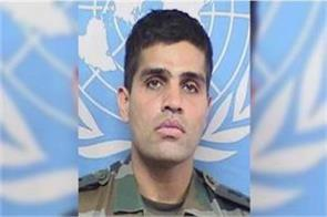 congo saves drowning partner colonel gaurav solanki life