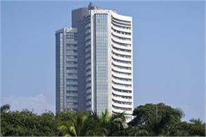 sensex gained 97 points and nifty opened at 10860
