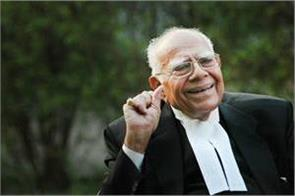 famous lawyer ram jethmalani passed away
