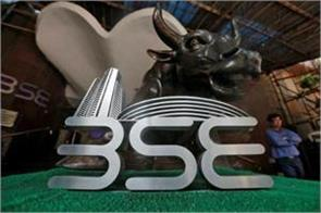 sensex gained 141 points and nifty opened at 10883 level