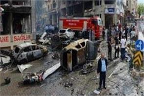 car bomb blast kills 11 civilians in northern syria