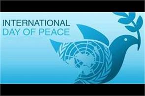 international peace day 2019