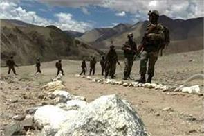 india and china army face to face in ladakh