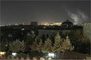 blast at us embassy in kabul on 9 11 anniversary
