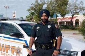 first sikh deputy sheriff in texas shot dead