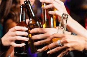 45 percent women drink alcohol in delhi ncr
