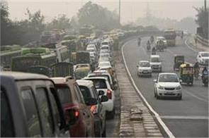 challan of over 2600 vehicles entering delhi