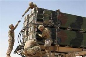us to send 200 troops patriot missiles to saudi arabia