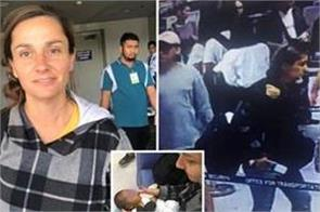 us woman arrested in philippines after baby found in bag