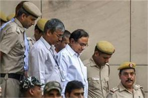 supreme court rejects an appeal of congress leader chidambaram